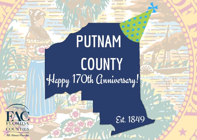 Happy 170th Birthday to Putnam County!