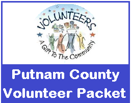 Putnam County Volunteer Packet logo