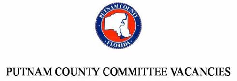 Putnam County Committee Vacancies