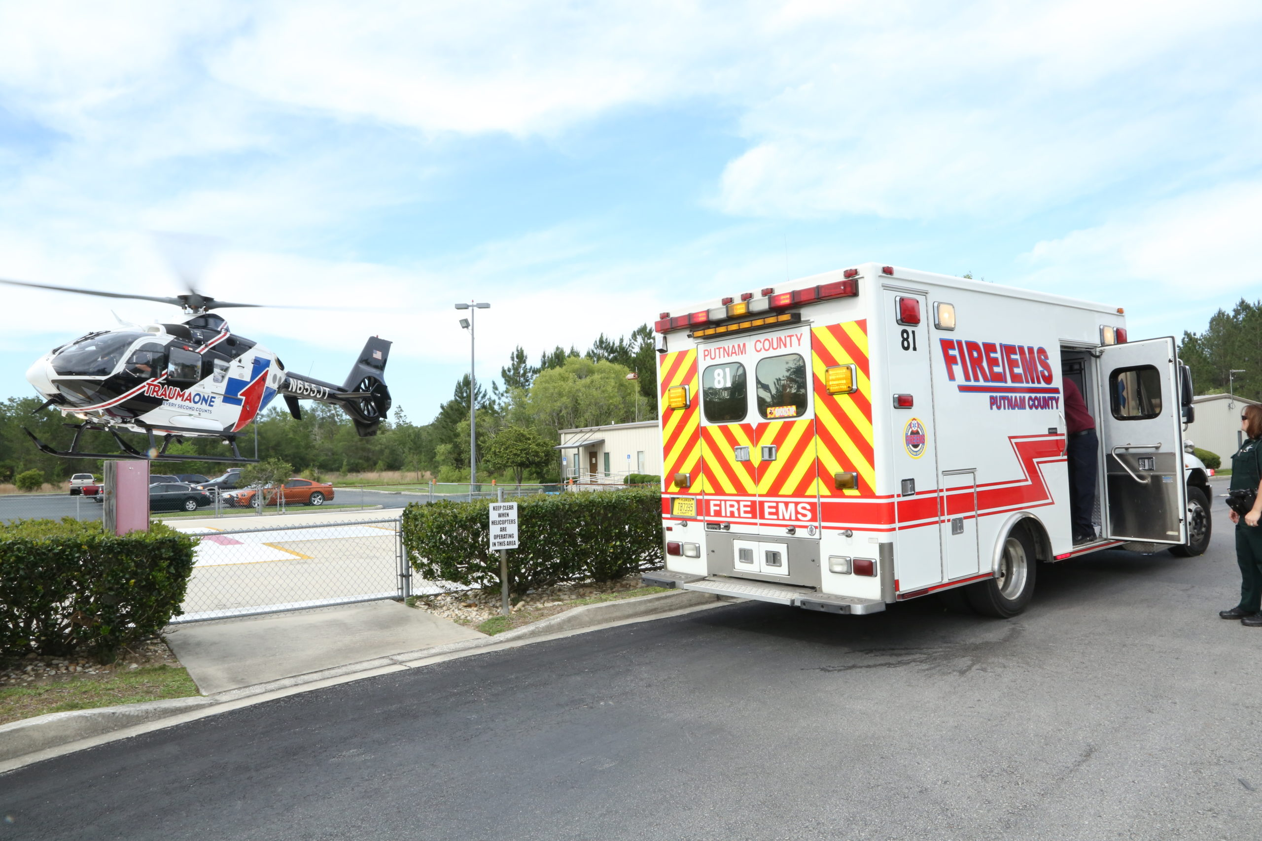 Putnam County Fire & EMS